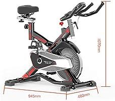 Bicicleta Estática de Fitness, Bici Spinning Bicicleta Fitness con ...