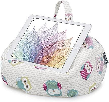 iBeani IB-Owl - Soporte cojín para Tablet, diseño Lechuzas