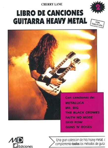 Método de Guitarra Heavy Metal: Nivel 2: Amazon.es: Chappell, Jon ...