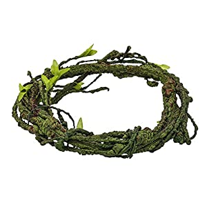 Sockeroos Jungle Vines Flexible Pet Habitat Decor, Perfect for Chameleons Snakes Lizards 1