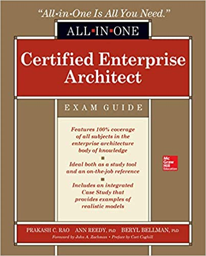 Certified Enterprise Architect All In One Exam Guide 9781260121483