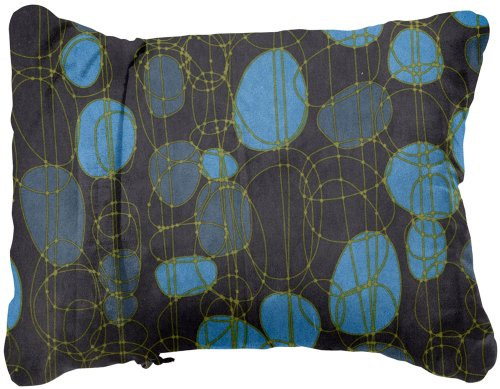 Thermarest Compressible Pillow, Bramble, Small, Outdoor Stuffs