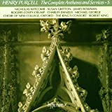Purcell: Complete Anthems and Services, Vol.5