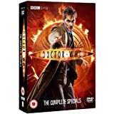 Doctor Who - Complete Specials (The Next Doctor/ Planet of the Dead/ Waters of Mars & Winter Specials) [DVD]by David Tennant