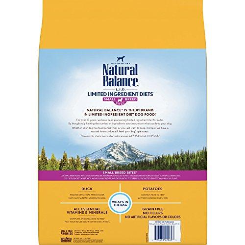 Amazon.com: Natural Balance - Comida seca para perros con ...