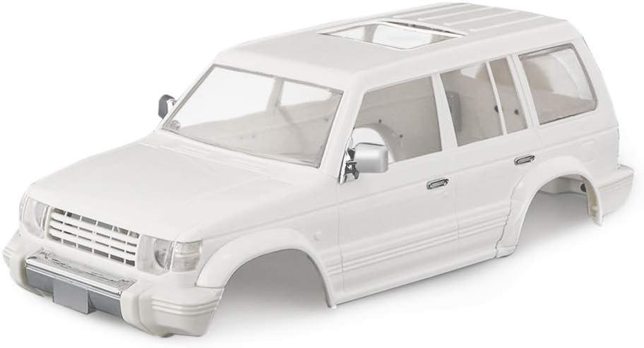SNOWINSPRING Wagen Schalen K?Rper Kit 313 Mm Radstand f/ür 1//10 RC Crawler Pajero V33 V43 Axial SCX10 II 90046 Redcat GEN 8 Scout II