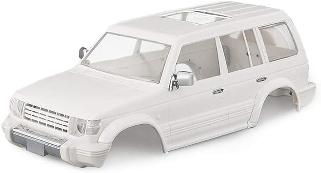 Lopbinte Car Kit de CarroceríA 313 Mm Distancia Entre Ejes para 1/10 RC Crawler Pajero V33 / V43 Axial SCX10 II 90046 Redcat Gen 8 Scout II