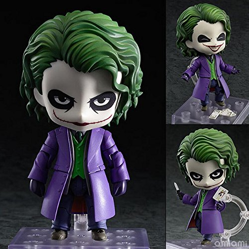 gg #566 Joker Villain's Edition Dark Knight PVC Action Figure Toy