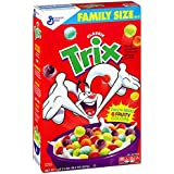 Trix Classic Fruit Flavored Corn Puffs, 18.4 oz.