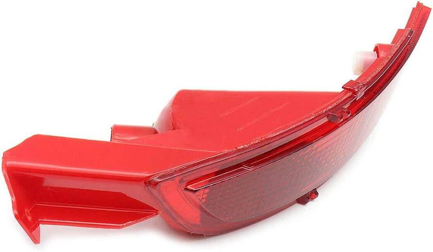 Car Rear Bumper Reflector Lamp Tail Brake Light Left Rear For Ford Fiesta Mk7