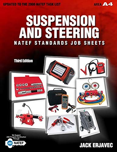 NATEF Standards Job Sheets Area A4