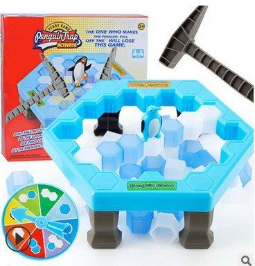 Juego de mesa de pingüino para niños, juguete educativo ...