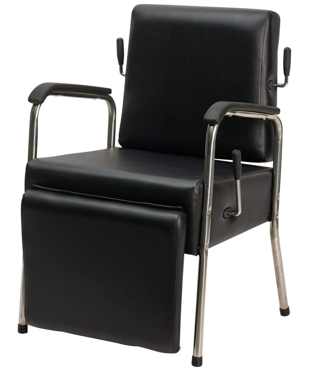 BR Beauty Jamie Professional Salon Shampoo Chair with Legrest