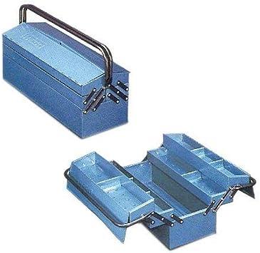 Heco M96586 - Caja herramientas metal 108.7: Amazon.es: Hogar