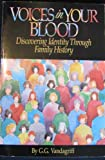 Voices in Your Blood, G. G. Vandagriff, 0836280202