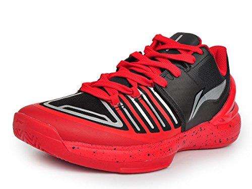 Baloncesto Rojo Li Para ning Material Sintético Zapatillas De Hombre tTHWTZq