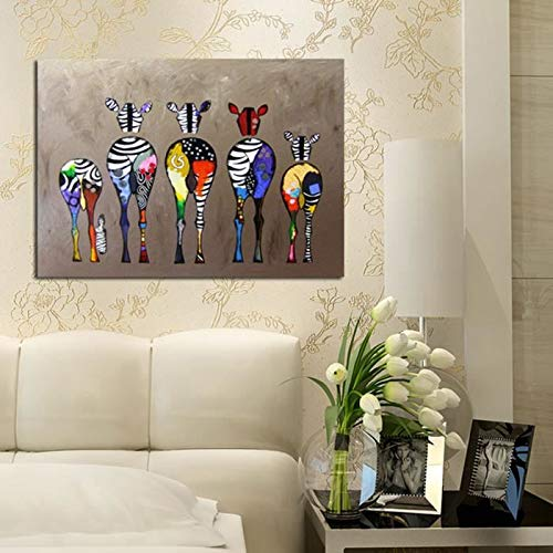 Jinsun Make You Happy Decorative Painting Abstract, used for sale  Delivered anywhere in USA