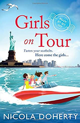 book cover of Girls on Tour