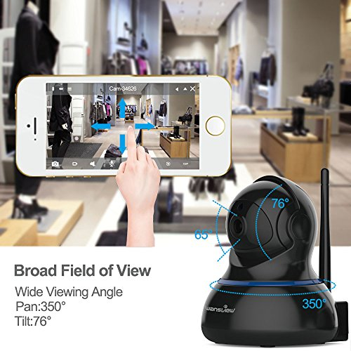 Wansview Wireless 1080p Ip Camera Wifi Home Security