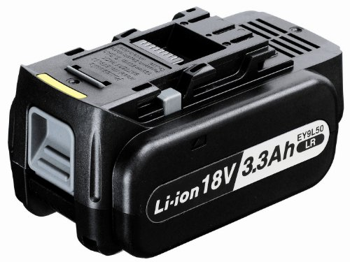 Panasonic EY9L50B Cordless, Battery Powered, Rechargeable 18V 3.3Ah Li-ion Battery Pack