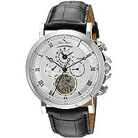 Lucien Piccard Acropolis Complete Calendar Automatic Men's Watch