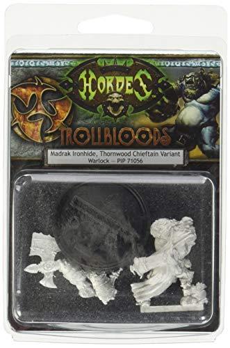 (Privateer Press - Hordes - Trollblood: Madrak Ironhide Variant Model Kit)
