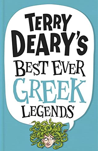 book cover of Best Ever Greek Legends