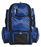 RIP-IT Pack It Up Backpack - Softball Equipment Bag - Navy