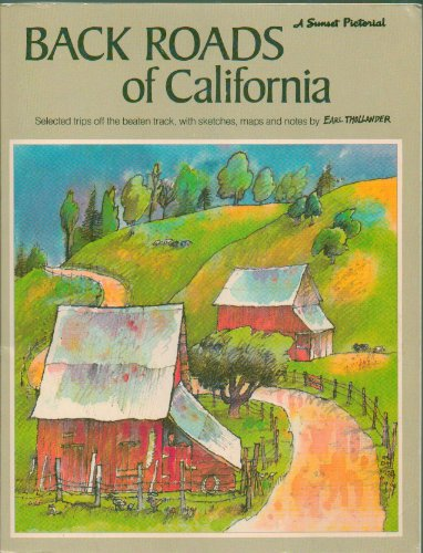 Back Roads of California - Selected Trips Off the Beaten for sale  Delivered anywhere in USA