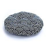 Tatami cushion/circular thickening floor cushion/office computer cushion-A 49x49cm(19x19inch)