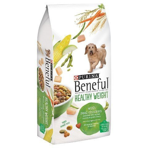 Purina Beneful Healthy Weight with Real Chicken Dog Food 40 lb. Bag