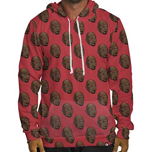 Beloved Shirts Crying Jordan Hoodie by Beloved Shirts