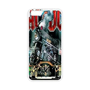 New arrivals ACDC Poster fans phone Case Cover for iPhone 6 Screen4.7 Cases RCX057813