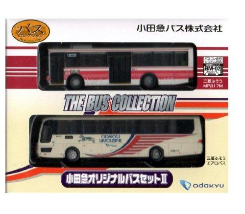 [Limited] The Bus Collection (Basukore) two original set Odakyu bus set II TOMYTEC Odakyu (japan import)