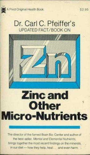 pfeiffer c c mental and elemental nutrients pdf