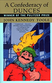 A Confederacy of Dunces by [Toole, John Kennedy]