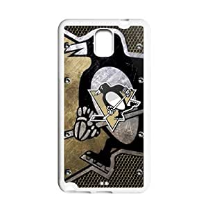 New Gift Pittsburgh Penguins Durable Case for Samsung Galaxy Note 3 Snap On