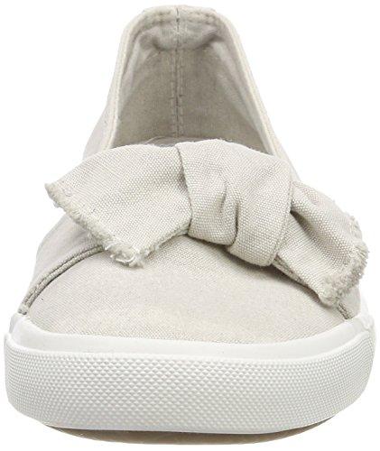By Dockers 42ve202 Sneakers hellgrau Basses 790210 210 Gerli Femme Gris dwavqaH