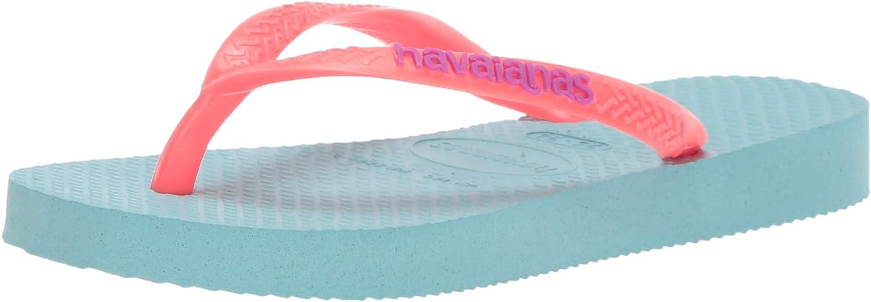 Havaianas Kids' Slim Logo Pop Up Flip Flop Sandal