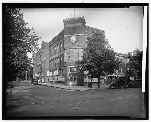 Photo: J.C. Weedon & Co.,Haines Bldg.,8th & Pa. - Washington Shopping Pa