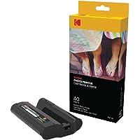 Kit para Impressora Fotográfica, Kodak PHC-40, Branco, Pacote de 2
