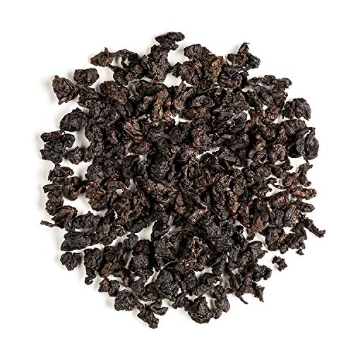 Guides Buddha (Tie Guan Yin Oolong Tea - Roasted Iron Goddess of mercy - Wu long Tea From China - Chinese Blue Tea - Tieguanyin 100g 3.5 Ounce)