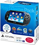 PlayStaiton Vita 3G/Wi-Fiモデル Play! Game Pack (PCHJ-10012)