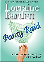 Panty Raid: A Tori Cannon-Kathy Grant Mini Mystery (English Edition)