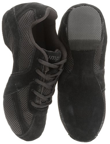 Deportivas de danza Rumpf 1572 Negro - Tamaño 41 1/2