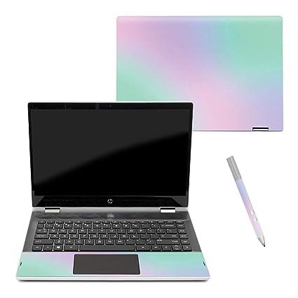 Amazon.com: MightySkins Skin para HP Pavilion x360 14