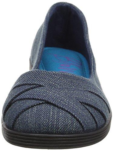Blowfish Damen Glo 2 Ballerinas Blau (marineblau)