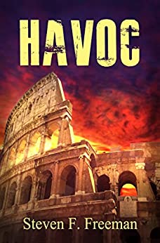 Havoc (The Blackwell Files Book 4) by [Freeman, Steven F.]