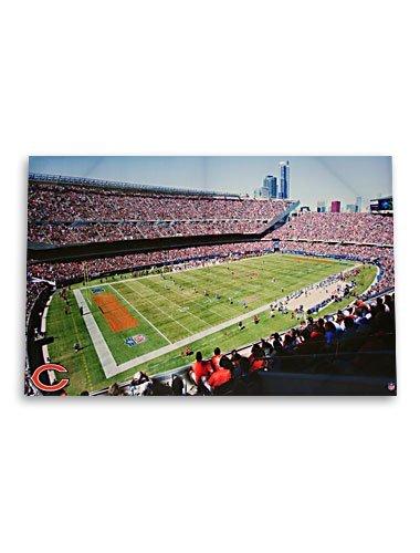 Artissimo NFL Chicago Bears 33x22