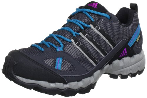 adidas Ax 1 GTX, Women's Hiking shoes Sharp Grey / Black / Vivid Teal